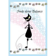 Finde deine Balance