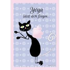 Yoga lässt dich fliegen