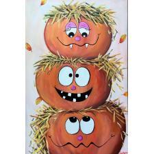 Drei beste Freunde Halloween