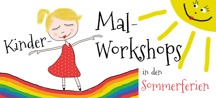 Kindermalworkshop