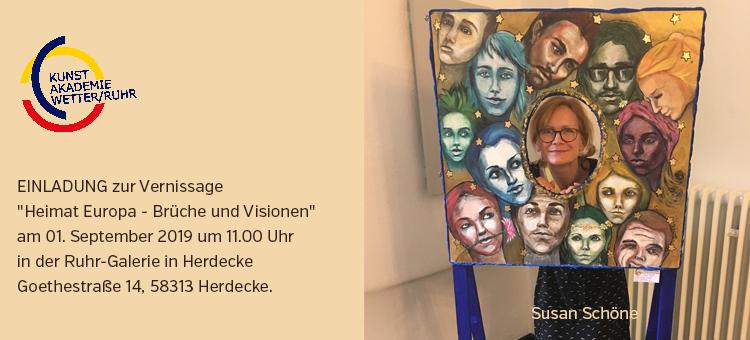 Ausstellung Heimat Europa