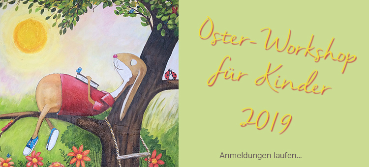 Workshop für Kinder zu Ostern