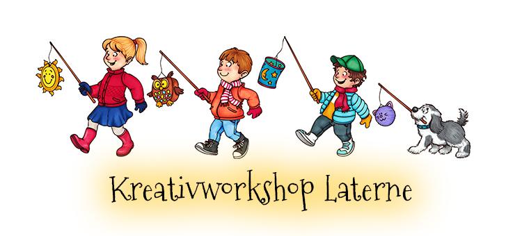 Kreativworkshop Laterne
