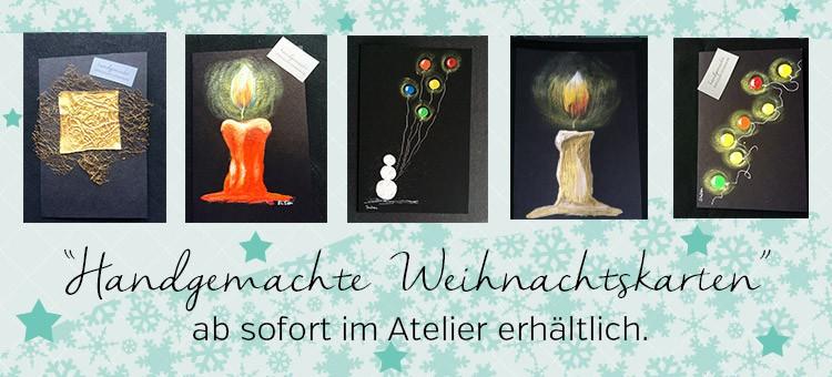 Handgemachte Weihnachtskarten *NEU*